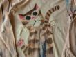 """Dětské tričko """"ahoj kočko"""""""