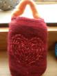 Mýdlo ve vlně - srdce