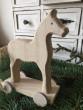 Dřevěný koník