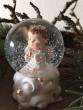 Sněžítka bílá - andělíček s hvězdami
