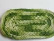 Pouzdro na brýle zelené