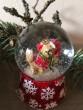 Sněžítka barevná - medvídek ve svetru