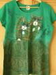 Dámské tričko Dva kocouři