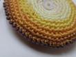 Náhrdelník háčkovaná kolečka