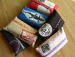 Domeček na kapesníčky s travičkou