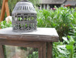 Dřevěná lucerna s komínkem