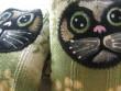 Pidi kočička zelená