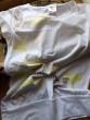 Tričko s vějířky