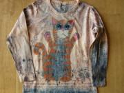 Dětské tričko Kocourek