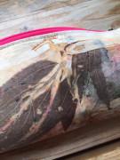 Malá látková taštička ecoprint penál dlouhý