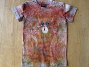 Dětské tričko kočičí