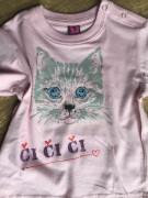 Tričko dětské Či či či