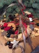 Sada na výrobu vánočního věnce