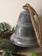 Plechový zvon úzký velký