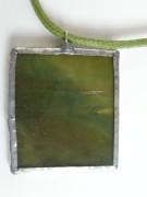 Náhrdelník tiffany světle zelený
