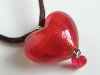 Srdce na šňůře