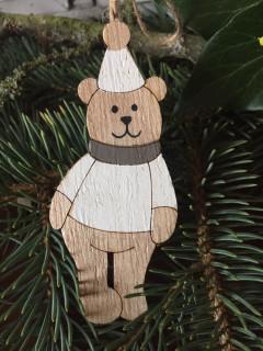 Medvídek ve svetru