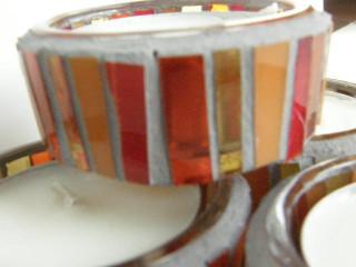 Čajovka ve skle