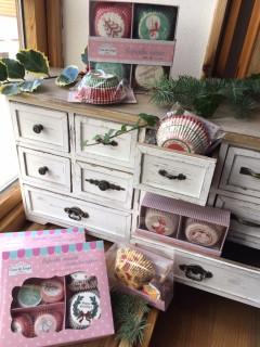 Vánoční pečení - košíčky sada