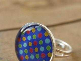 Puntíkatý prstýnek
